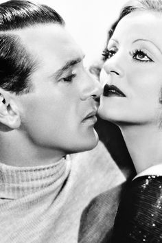 Gary Cooper and Tallulah Bankhead