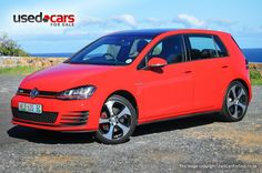 The legendary Volkswagen Golf 7 GTi Volkswagen Golf, Boats, African, Bike, Car, Bicycle, Automobile, Ships, Bicycles