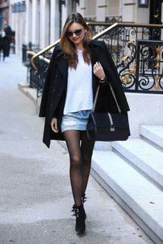 97 Reason why Miranda Kerr's Street Style is Flawless-  Was there ever any doubt @POPSUGAR Fashion? The ultimate
