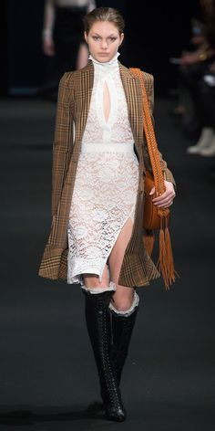 6 Ways to Wear Knee-High Boots This Fall from InStyle.com