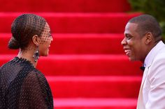 We Can't Get Enough Of The Way Jay Z Looks At Beyoncé from essence.com