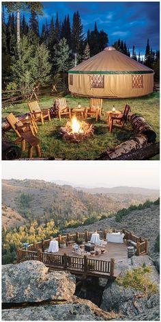 #Lodge & #Spa at #Brush_Creek_Ranch - #Rawlins - #Wyoming - #USA http://en.directrooms.com/hotels/info/10-191-9841-285472/