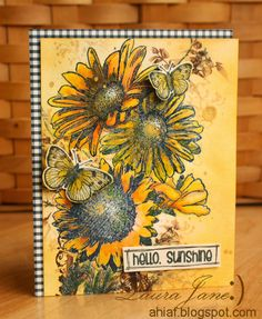 Card by LauraJane using Bloom Sketches