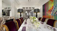 Le Poincaré, Paris luxury Apartment for Rent, / Casol Villas France Villa France, French Apartment, Parisian Apartment, Rental Apartments, Luxury Apartments, Luxury Concierge Services, Vacation Homes For Rent, Dining Room Office, Maids Room