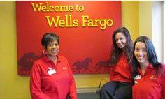Trabajo como cajero para banco Wells Fargo en Miami
