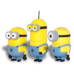 Gru's Minions : Dave, Kevin & Stuart 8GB USB Flash Drive