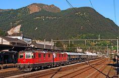 Venice Simplon Orient Express, Swiss Railways, Trains, Train Station, Train