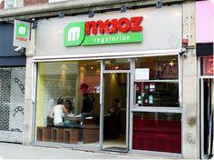 Maoz London - Falafel Cafe.