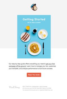 get started with mailchimp email Marketing Automation, Email Marketing, Html Email Design, Email Design Inspiration, Best Email, Email Campaign, Email Templates, Step Guide, Universe