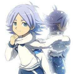 Fubuki ♥ inazuma eleven