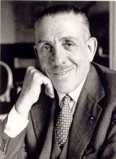 Francis Poulenc, composer; 1899-1963 - member of Les Six