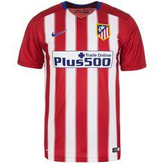 Atletico Madrid Trikot Home Stadium 2015 2016 Herren Das Atletico  Heimtrikot in den traditionellen Farben 295884d8cf1ef