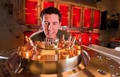 """In the high-stakes race to realize fusion energy, researchers at the Sandia National Laboratory may have a chance to be the first to reach """"break-even,"""" a key milestone in which a process produces more energy than needed to trigger the fusion reaction. Futuristic Technology, Science And Technology, Nuclear Physics, Future Energy, National Laboratory, Nuclear Energy, Weird Science, Nanotechnology"""