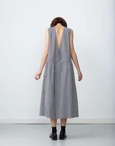 Midori Dress Gingham *3