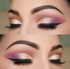 @makeupbyymelanie created a look using our Take Me To Brazil Palette.
