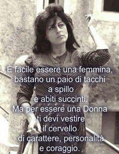 25 novembre: giornata internazionale per la violenza sulle donne: una donna con la sua intelligenza e il suo coraggio può e deve farsi rispettare! Nicoletta Lastella