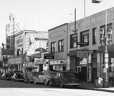 1944 - Fremont Arcade opens, downtown Las Vegas