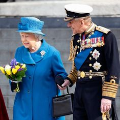 The Sweet Yet Low-Key Way Queen Elizabeth and Prince Philip Are Celebrating Their 70th Anniversary