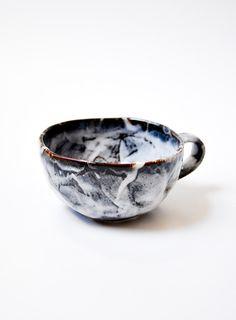 Glacier Latte Mug $20