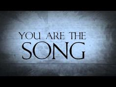 "Music video by Colton Dixon performing ""You Are"" (with Lyrics)...Sparrow Records. All rights reserved, EMI Christian Music Group"