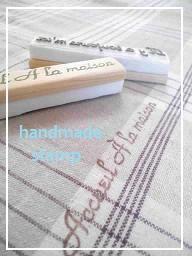 handmade stamp series  - font No.001&002.jpg