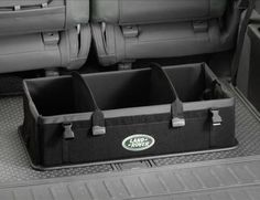 Conveniently store objects - keeping items separate when necessary - with this handy Collapsible Cargo Carrier. Quick release straps hold carrier securely to the cargo area tie downs.