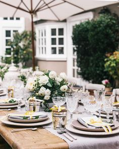 Did you catch yesterday's gorgeous garden party by @sterling_social?? Head to ruemag.com for all the luscious details.  by @braedonflynn by ruemagazine