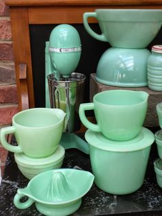 Panoply: Jadeite Collection - Part 1 of 2: Kitchenware
