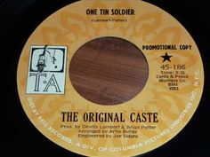 The Original Caste - One Tin Soldier One Hit Wonders Best Old Songs, All Songs, Greatest Songs, Soldier Songs, 70s Hits, Xmas Songs, One Hit Wonder, Eclectic Taste, Easy Listening