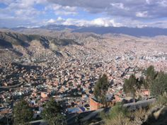 La Paz, Bolivia - Experience one of the most interesting cultures on Earth.