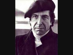 Leonard Cohen - Vivre Tout Seul (Bird on the Wire) (live 1976)