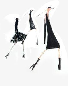 DKNY Sketch