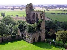 Sheriff Hutton Castle, which was built in 1382, comes complete with a hooded ghost and bat cave but it is almost totally ruined. Just four c...