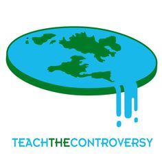 Flat Earth (Teach the Controversy) - NeatoShop Flat Earth