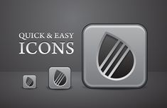 Quick Tutorial: Create A Sleek Bevel Styled Icon With Just a Few Illustrator Tools