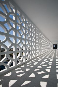 Modern Architecture Miami screen wall/shadows | miami modern | pinterest | modern