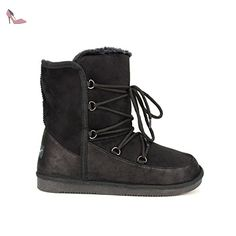 Cendriyon, Boots Fourrée STEPHAN Chaussures Femme Taille 40 - Chaussures cendriyon (*Partner-Link)