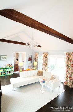 1000 Images About Beam Me Up On Pinterest Faux Beams