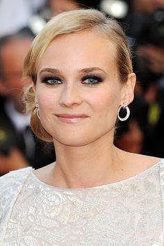 Thais Benites Make up: Pra se inspirar: Diane Kruger
