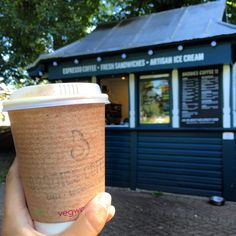 10 Cardiff Coffee spots using biodegradeable cups