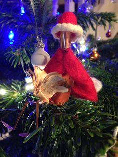 Copper Santa
