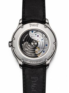 www.watchtime.com | wristwatch industry news industry  | Piagets Gouverneur Collection: Pictures, Specs, and Video | Piaget Gouverneur auto back 560