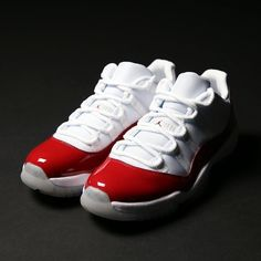 78914be4951368 SHOP  Nike Air Jordan 11 Retro Low QS Cherry at kickbackzny.com.