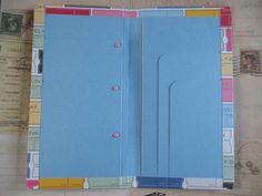 Multi purpose insert folder for Regular size by bypaperflower