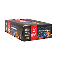 Caveman Foods Caveman Nutrition Bar Wild Blueberry Nut - 15 (40g) bars  #Fitness #BodyFitness #BodyBuilding