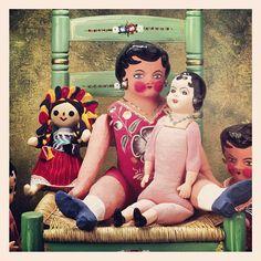 muñecas tradicionales