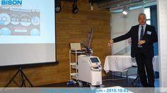 Dr. Molnár Csaba plasztikai sebész előadása, aki vadonatúj, debreceni szépségklinikáján már használja a BISON Q-kapcsolt, speciális PTP üzemmóddal ellátott Nd:YAG lézerét, a Lucid QPTP-t.