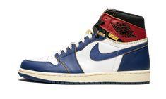 buy popular ef2a2 61695 AIR JORDAN 1 RETRO HI NRG   UN Jordan Ones, Jordan 1, Vintage Looks