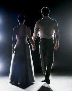 "Still from Liam Scarlett's original pas de deux ""The Promise"" - Royal Ballet Principal Dancers - Laura Morera and Nehemiah Kish"