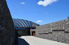 Check out the National Arboretum Canberra l Gabion walls l #stylecuratorau